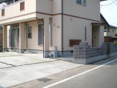 高崎市 M様邸 カーポート・駐車場事例
